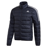 Adidas MENS ESSENTIAL DOWN JACKET - NAVY