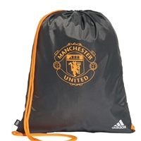 Adidas MANCHESTER UNITED GYM SACK - GREEN/ORANGE