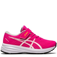 Asics Girls Jolt 2 PS Runners - HOT PINK/WHITE