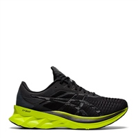 Asics MENS NOVABLAST - BLACK LIME