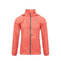 Target Dry Mac In A Sac Waterproof Jacket (Unisex) - SOFT CORAL