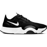 Nike WOMENS SUPERREP GO - WHITE/BLACK