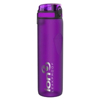 Ion8 1000 ML Water Bottle - PURPLE