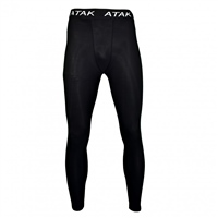 ATAK Sports COMPRESSION TIGHTS - YOUTH - BLACK