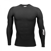 ATAK Sports COMPRESSION TOP - YOUTH - BLACK