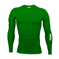 ATAK Sports COMPRESSION TOP - YOUTH - GREEN