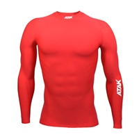 ATAK Sports COMPRESSION TOP - YOUTH - RED
