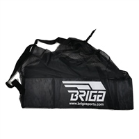 Briga NYLON BALL NET (10-12 BALLS) - BLACK