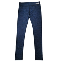 Briga ERRIGAL LEGGINGS - GIRLS - MELANGE NAVY