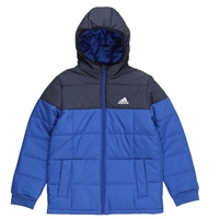 Adidas LIGHTWEIGHT PADDED JACKET - KIDS - ROYAL/NAVY