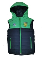 ONeills DONEGAL PORTLAND GILET - KIDS - NAVY/GREEN