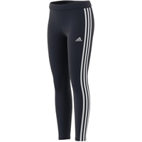 Adidas GIRLS 3S TIG LEGGINGS - NAVY/WHITE