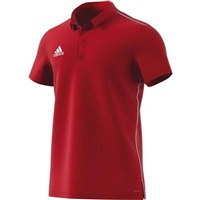 Adidas (Teamwear 21/22) CORE18 POLO - YOUTH - POWER RED/WHITE
