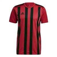 Adidas (Teamwear 21/22) STRIPED 21 JERSEY - YOUTH - POWER RED/BLACK