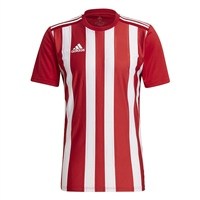 Adidas (Teamwear 21/22) STRIPED 21 JERSEY - YOUTH - POWER RED/WHITE