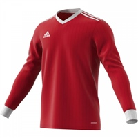 Adidas (Teamwear 21/22) TABELA 18 JERSEY LS - YOUTH - POWER RED/WHITE