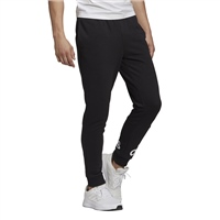 Adidas MENS FT TAPERED CUFF LOGO PANTS - BLACK/WHITE