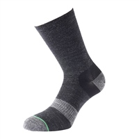 1000 Mile MENS APPROACH WALKING SOCK - CHARCOAL