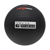 Vector X INFLATABLE BOUNCE MEDICINE BALL - 2KG - BLACK