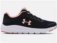 Under Armour WOMENS SURGE 2 - BLACK/PINK