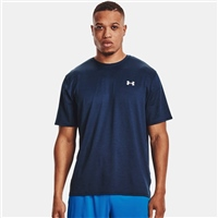Under Armour MENS TRAINING VENT 2.0 T-SHIRT - NAVY