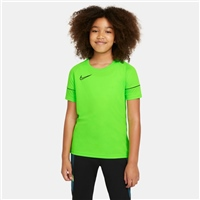 Nike KIDS DRI FIT ACADEMY TOP - STRIKE GREEN/BLACK