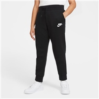 Nike GIRLS SPORTSWEAR PE PANT - BLACK