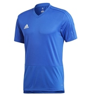 Adidas Condivo 18 Training Jersey - ROYAL/WHITE