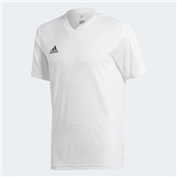 Adidas Condivo 18 Training Top - WHITE/BLACK