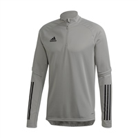 Adidas Condivo 20 Training Top - GREY/BLACK