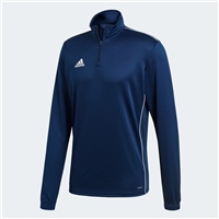 Adidas Core 18 Training Top - NAVY/WHITE