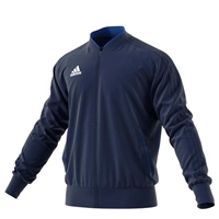 Adidas Condivo 18 Poly Jacket Youth - NAVY/WHITE