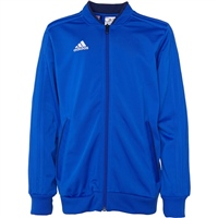 Adidas Condivo 18 Poly Jacket Youth - ROYAL/WHITE