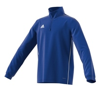 Adidas Core18 Training Top Youth - ROYAL/WHITE
