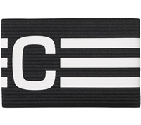 Adidas FB Captains Armband - BLACK/WHITE