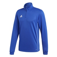 Adidas Core 18 Training Top - ROYAL/WHITE