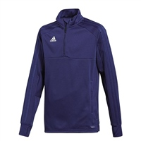 Adidas Condivo 18 Training Top 2 Youth - NAVY/WHITE