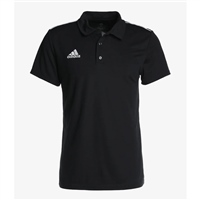 Adidas Core18 Polo - BLACK