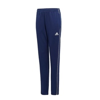 Adidas Core18 Training Pant Youth - NAVY/WHITE