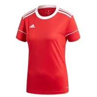 Adidas Womens Squad 17 Jersey - RED