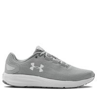 Under Armour MENS UA CHARGED PERSUIT 2 - GREY/WHITE