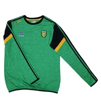 ONeills DONEGAL PORTLAND CREW NECK - ADULT - GREEN/NAVY