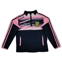 ONeills DONEGAL PORTLAND  HALF ZIP - GIRLS - NAVY/PINK