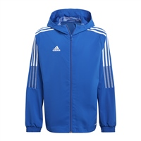 Adidas TIRO 21 WINDBREAKER - KIDS - ROYAL