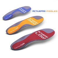CurrexSole Activepro Insole - Various Colours