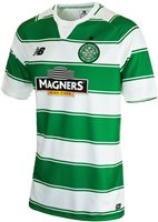 New Balance Celtic Home Jnr. SS Jersey