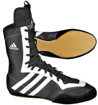 check out 6ecc4 a73de Adidas Tygun II Boxing Boot - Click to view a larger image