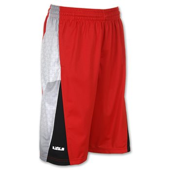 Nike Lebron Gravity Shorts - Click to view a larger image
