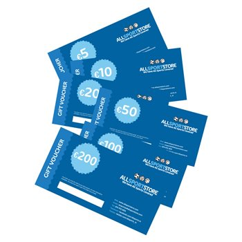 All Sports GIFT VOUCHERS