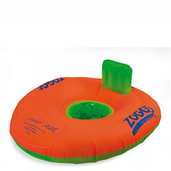 Zoggs Intants Trainer Seat - Orange/Green  - Click to view a larger image
